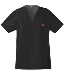 Dickies Gen Flex : V Neck Scrub Top For Men*