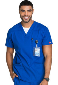Dickies EDS : Men's V Neck Scrub Top*