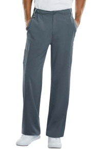 Dickies Xtreme Stretch : Men's Zipper Front Cargo Scrub Pant*