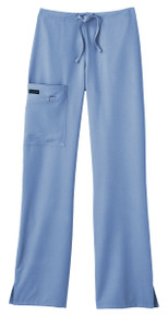 Jockey Women's 2249 Zipper Pocket Flare Leg Scrub Pants For Women*