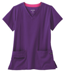 Jockey : Women's 2309 Modern Fit V Neck Scrub Top*
