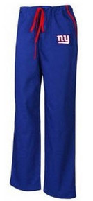 New York Giants NFL Scrub Pants