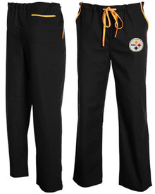 Pittsburgh Steelers NFL Scrub Pants
