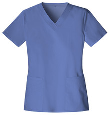 Cherokee LUXE : V Neck Scrub Top For Women*