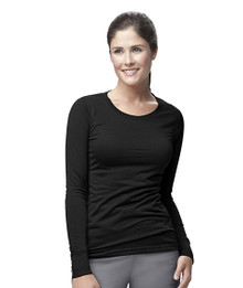 Carhartt : Women's Long Sleeve Layering Scrub Tee*