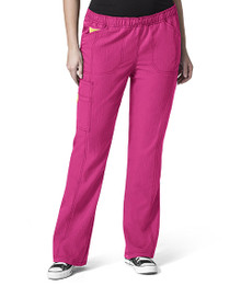 WonderWink PLUS : Boot Cut Cargo Scrub Pants For Women*