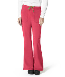 Carhartt Cross-Flex : Flat Front Flare leg Scrub Pants for Women*