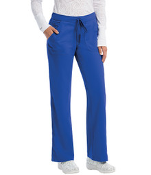 Grey's Anatomy Signature : Women's 4245 Junior Fit Elastic Back Scrub Pant*
