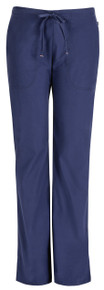Code Happy Bliss : Antimicrobial Protection Low Rise Drawstring Cargo Scrub Pant*