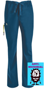 Code Happy Bliss for MEN - Antimicrobial Protection Drawstring Cargo Scrub Pant*