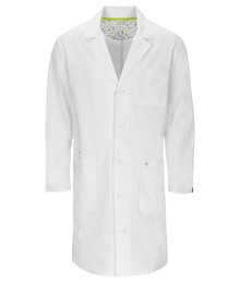 Code Happy Bliss : Antimicrobial Protection Unisex Lab Coat