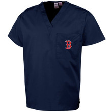 Boston Red Sox MLB Scrub Top