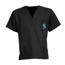Seattle Mariners MLB Scrub Top *10 Piece minimum required due to MLB