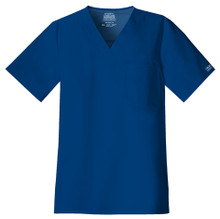 Core Stretch : Cherokee V Neck Scrub Top For Men 4743*
