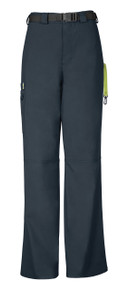 Code Happy Bliss for MEN : Antimicrobial Protection Men's Drawstring Cargo Scrub Pant with belt*