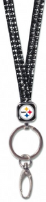 Pittsburgh Steelers Bling Lanyard