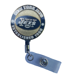 New York Jets Badge Reel