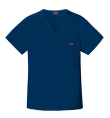 Cherokee Workwear 4789 V Neck Scrub Top For Men*