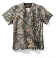 Carhartt : Men's Realtree 1 Pocket scrub top for Men