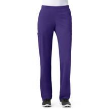 WonderWink HP 5112 : Modern Straight Leg Scrub Pant For Women