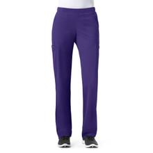 WonderWink HP 5112 : Modern Straight Leg Scrub Pant For Women