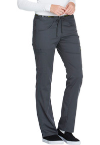 Cherokee LUXE SPORT : Mid Rise Drawstring Pant For Women*