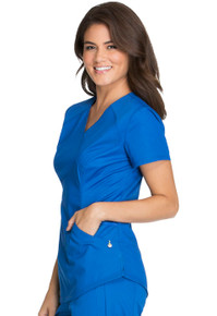 Cherokee LUXE SPORT : V Neck Scrub Top For Women*