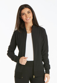 iFlex : Zip Front Warm-Up Jacket  For Women*