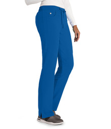Grey's Anatomy Signature : Sofia 5 Pocket Low Rise Straight Leg Pant For Women*
