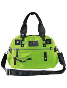 KOI Utility Bag in Lime