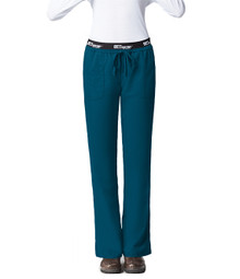 Active by Grey's Anatomy : Women's 3 pocket logo waistband Scrub Pant*