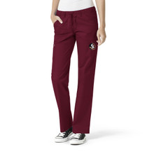 Florida State Seminoles Women's Straight Leg Scrub Pants*