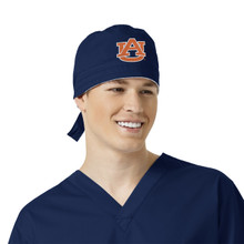Auburn Tigers Navy Scrub Cap for Men