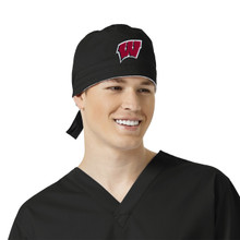 University of Wisconsin Badgers Scrub Cap for Men*