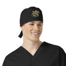 Wichita State Shockers Black Scrub Cap for Men