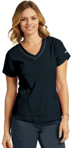 IMPACT by Grey's Anatomy™ Women's Seamed V-Neck Solid Scrub Top*