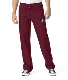 Florida State Seminoles Men's Cargo Scrub Pants*