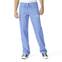 University of North Carolina Tar Heels Men's Cargo Scrub Pants*