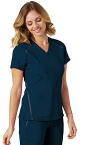 IMPACT by Grey's Anatomy™ Women's V-Neck Solid Scrub Top*
