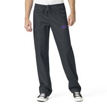 Kansas State University Wildcats Men's Cargo Scrub Pants