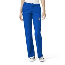 Creighton Blue Jays Women's Flare Leg Scrub Pants