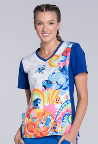 Finding Dori - Scrub Top For Women