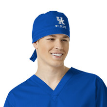 University of Kentucky Wildcats Royal Scrub Cap for Men