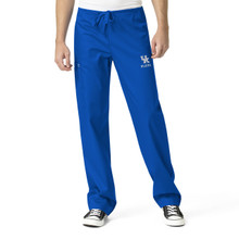 University of Kentucky Wildcats Royal Men's Cargo Scrub Pants