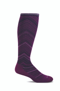 Sockwell Women's  Full Flattery Wide Calf Compression Socks (15 - 20 MMHG)*