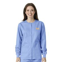 UCLA- Bruins Ciel Warm Up Nursing Scrub Jacket