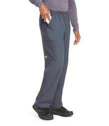 Skechers Men's Structure Elastic Waistband Zip Fly Scrub Pant*