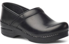 Dansko Women's Black Cabrio  Professional Shoe