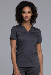 Cherokee Revolution Women's V Neck Scrub Top*