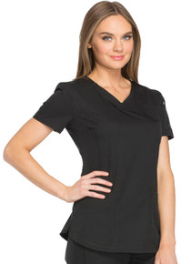 Dickies Dynamix : Women's V Neck Scrub Top*